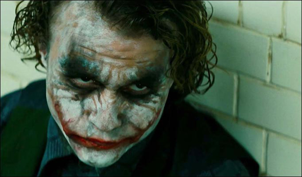 why so serious evil speculator