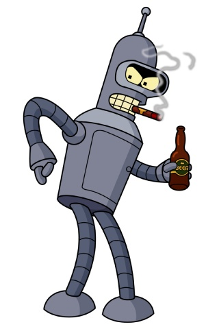 iphone_18720_futurama_bender_smoking_cigar
