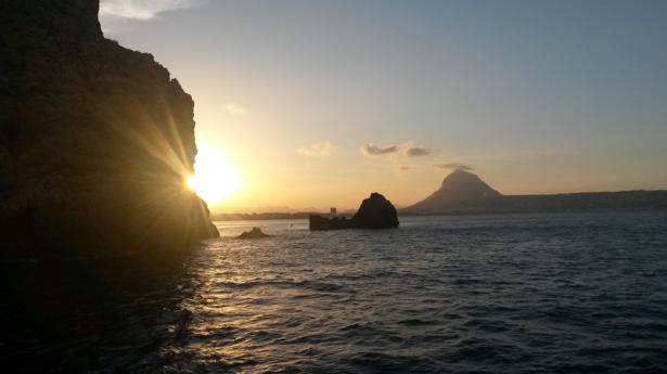 sunset_javea