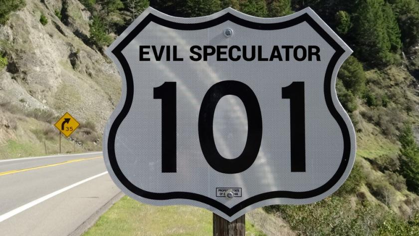 Evil Speculator 101