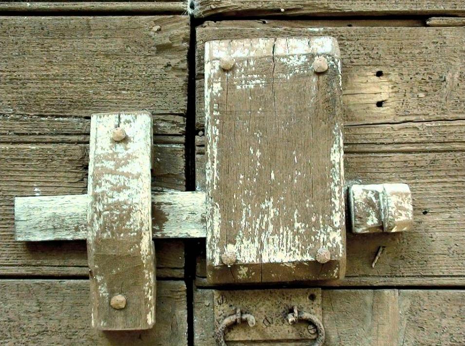 antique_lock